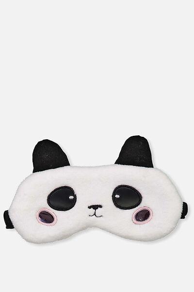 Premium Sleep Eye Mask, PANDA