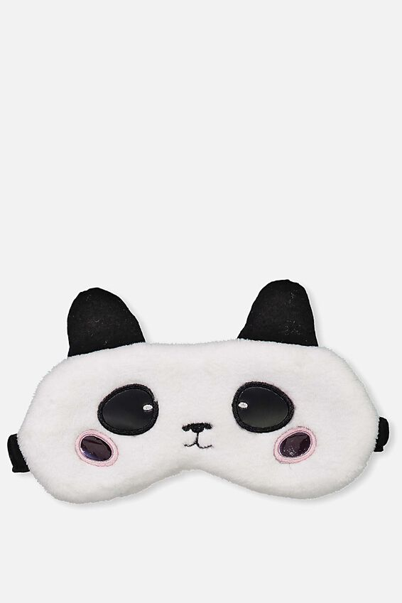 Premium Sleep Eye Mask, PANDA