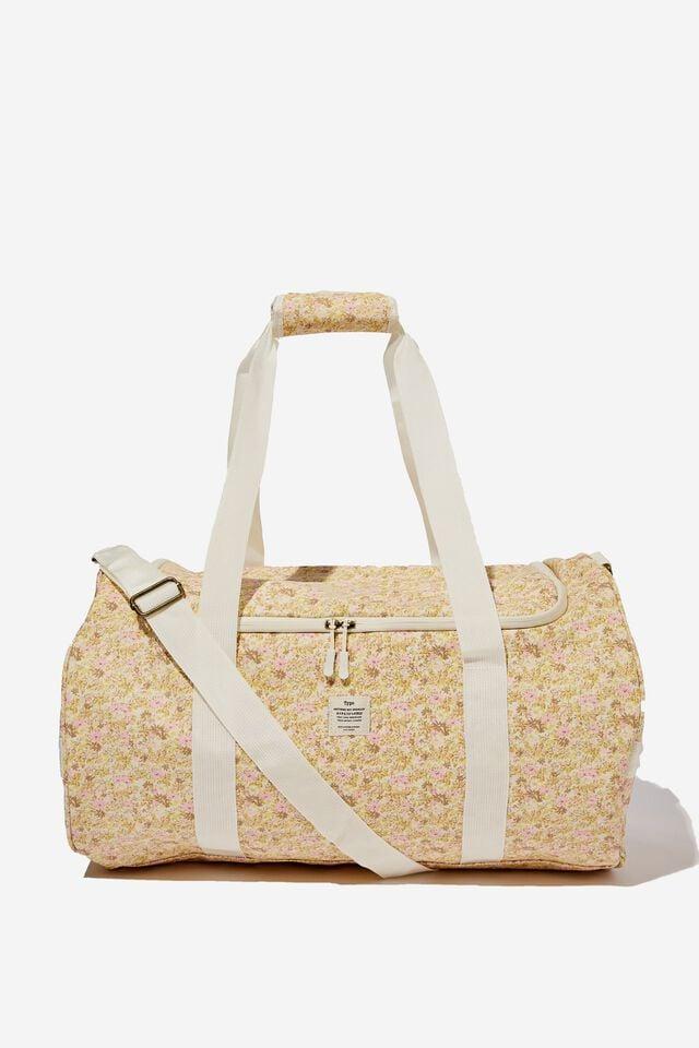 Explorer Duffle Bag, SUZI FLORAL