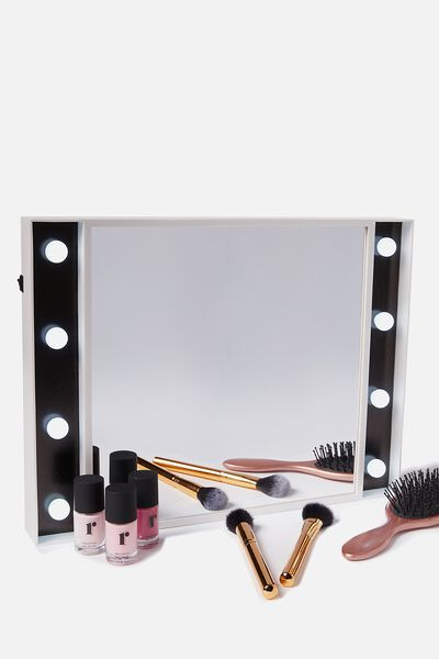 Glam Mirror, BLACK