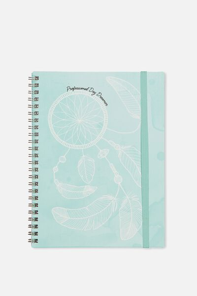 A5 Spinout Notebook - 120 Pages, DREAMCATCHER PROFESSIONAL