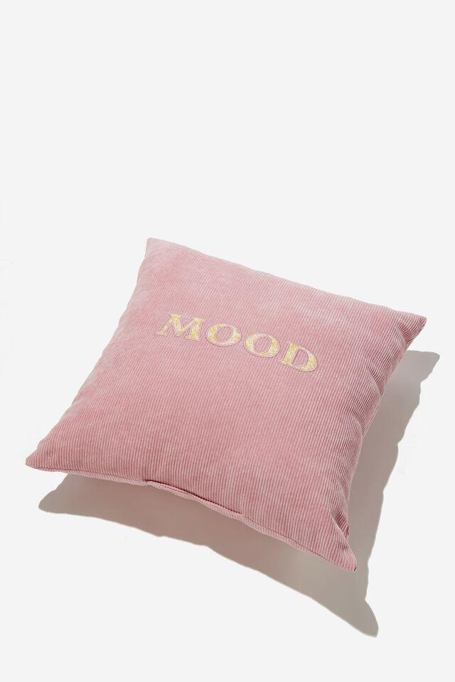 Square Cushion, MOOD SUZIE FLORAL