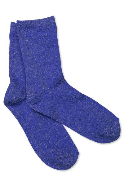 Womens Novelty Socks, ROYAL BLUE