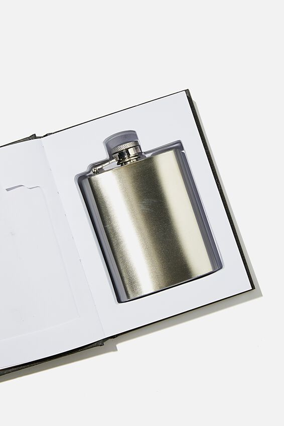 Flask In A Book, A GUIDE TO DEALING WITH LIFE