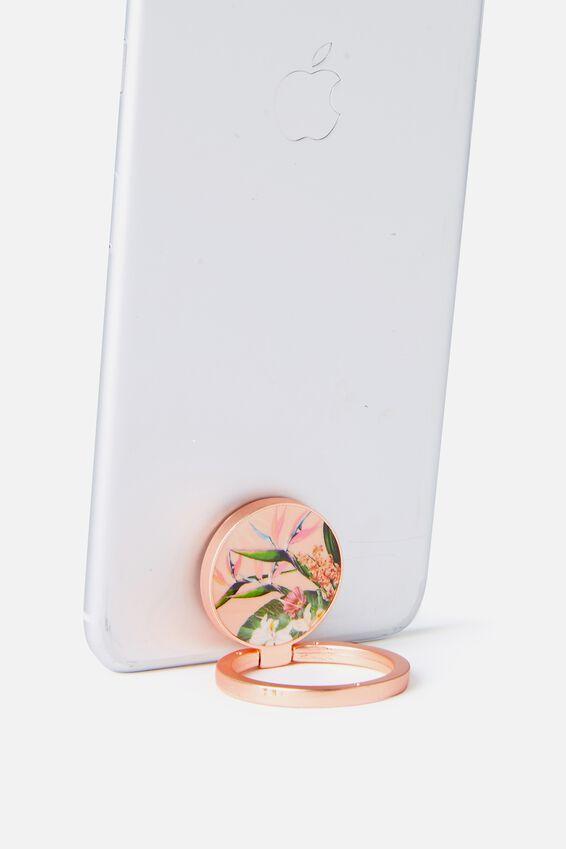 Metal Phone Ring, BIRDS OF PARADISE