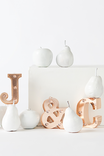 Mini Marquee Letter Lights 10cm, ROSE GOLD F