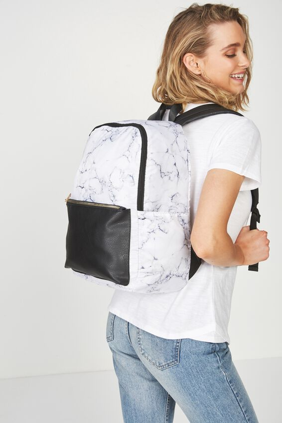 Everyday Backpack, MARBLE