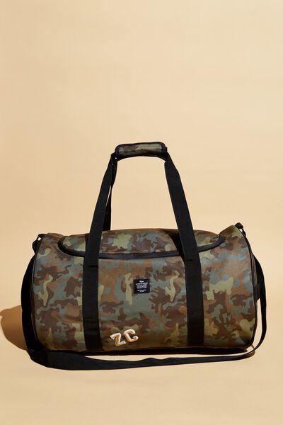 Explorer Duffle Bag Personalised, CAMO