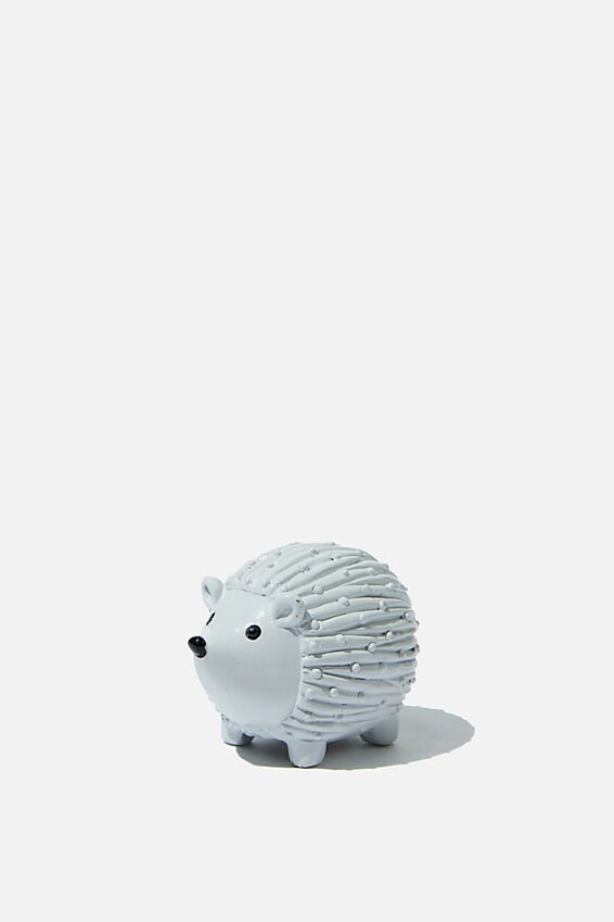 Resin Pencil Sharpener, HEDGEHOG