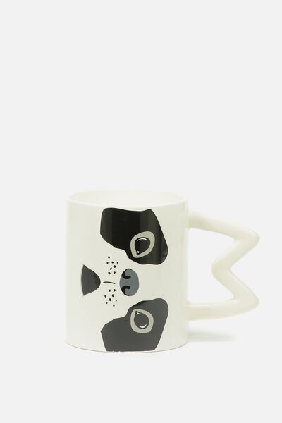 Novelty Shaped Mug, FRENCHIE EARS