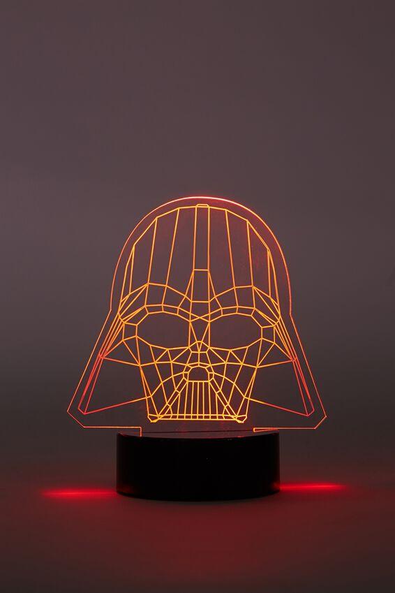 Star Wars Acrylic Light, LCN DARTH VADER