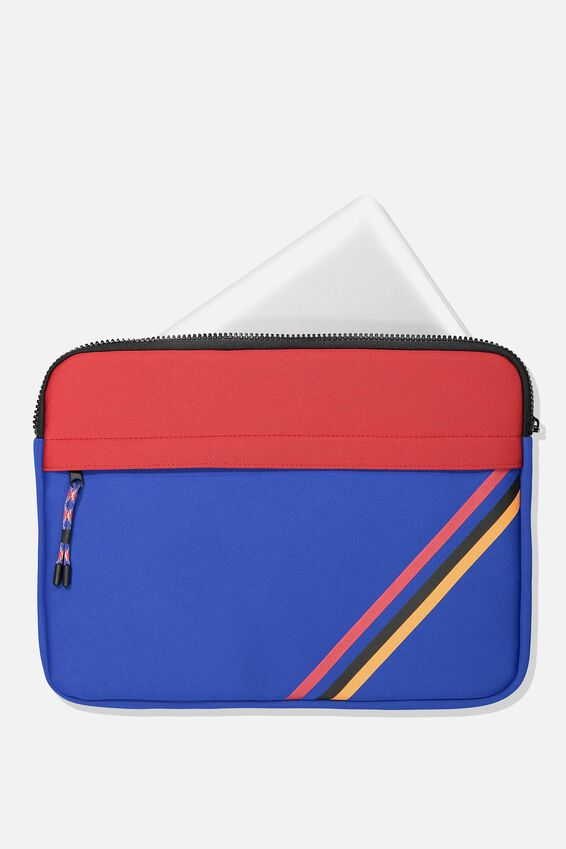 Metro Laptop Case 15 Inch, BLUE
