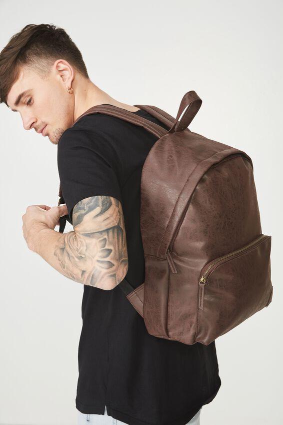 Austin Backpack, RICH TAN