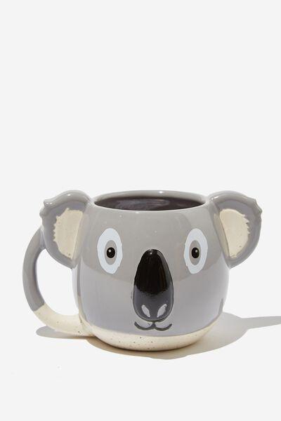 Novelty Shaped Mug, KOALA