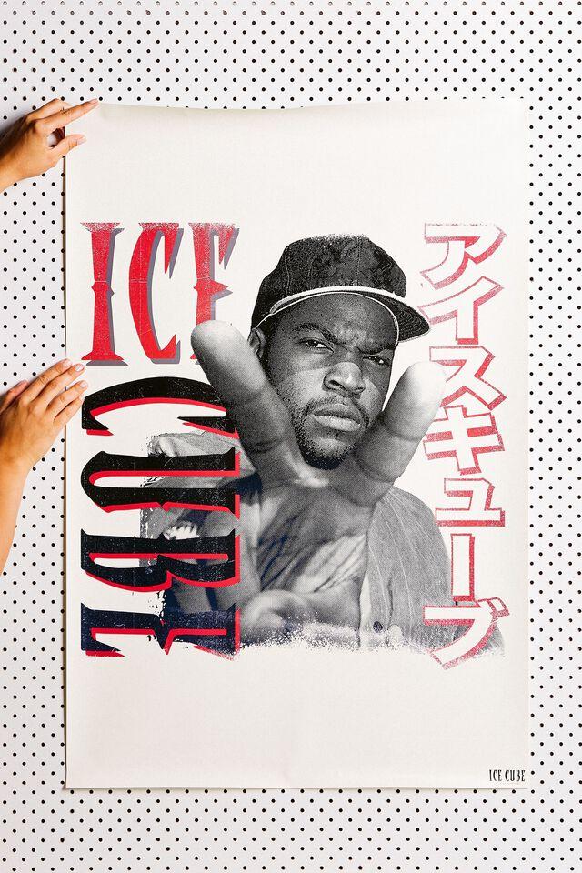 Ice Cube Poster, LCN MT ICE CUBE