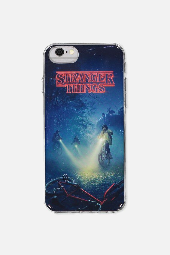 Printed Phone Cover Universal 6,7,8, LCN STRANGER THINGS