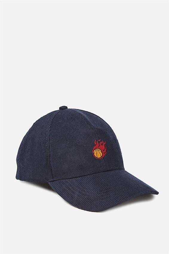 Novelty Caps, BASKETBALL