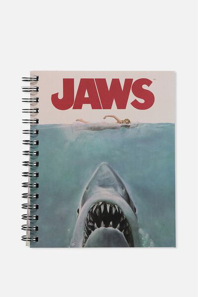 Medium Campus Notebook - 240 Pages, LCN JAWS