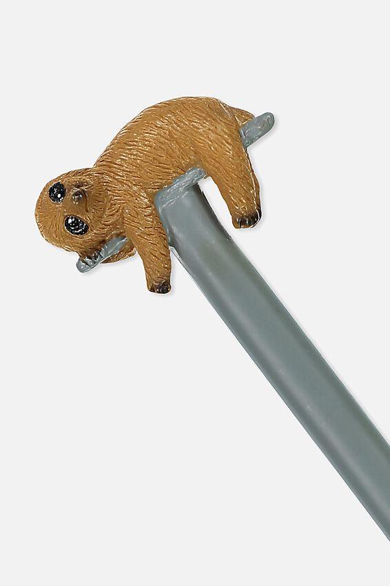 Novelty Pen, SLOTH