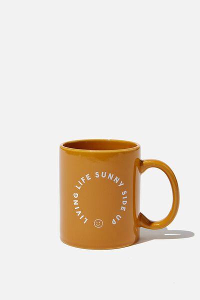 Anytime Mug, SUNNY SIDE UP