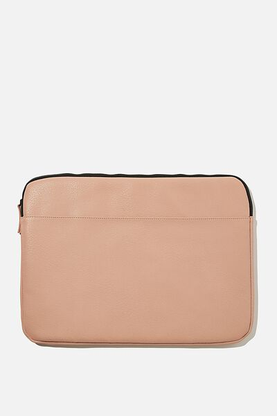 """Core Laptop Cover 15"""", NUDE PINK 2.0"""