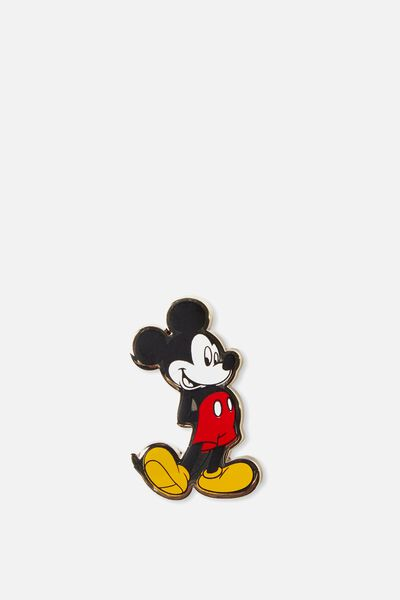 Enamel Badges, LCN MICKEY BODY