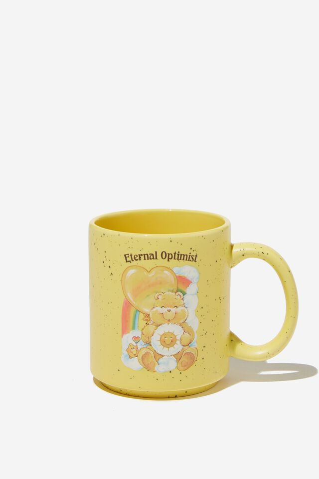 Care Bears Daily Mug, LCN CLC OPTIMISTIC