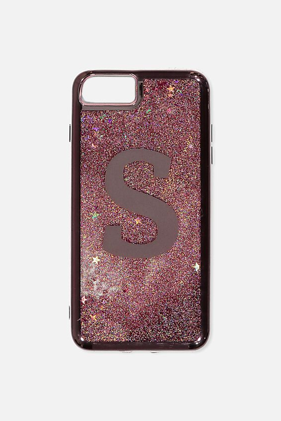 Shake It Phone Case 6, 7, 8 Plus, ROSE GOLD S