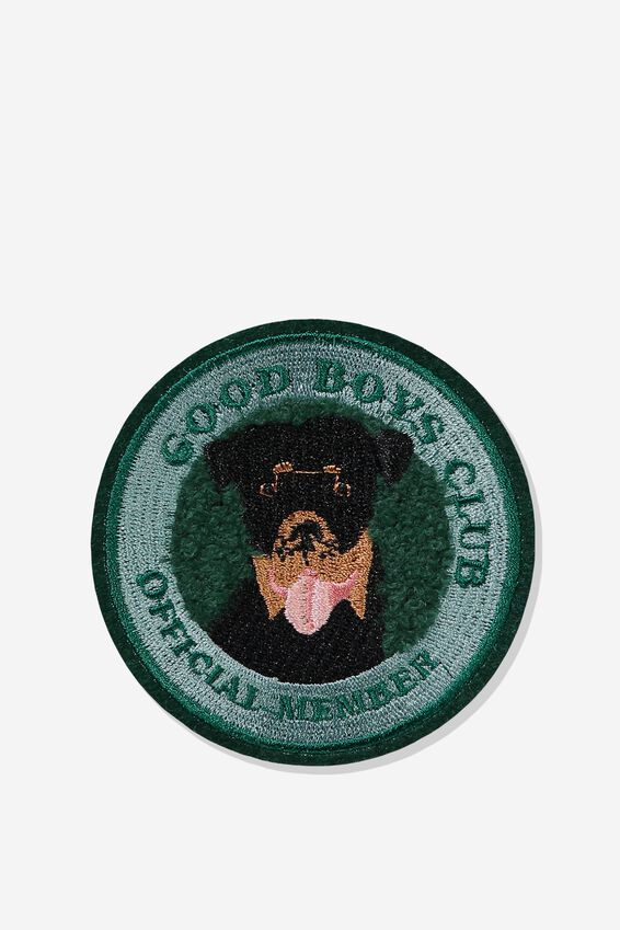 Fabric Badge, GOOD BOYS CLUB