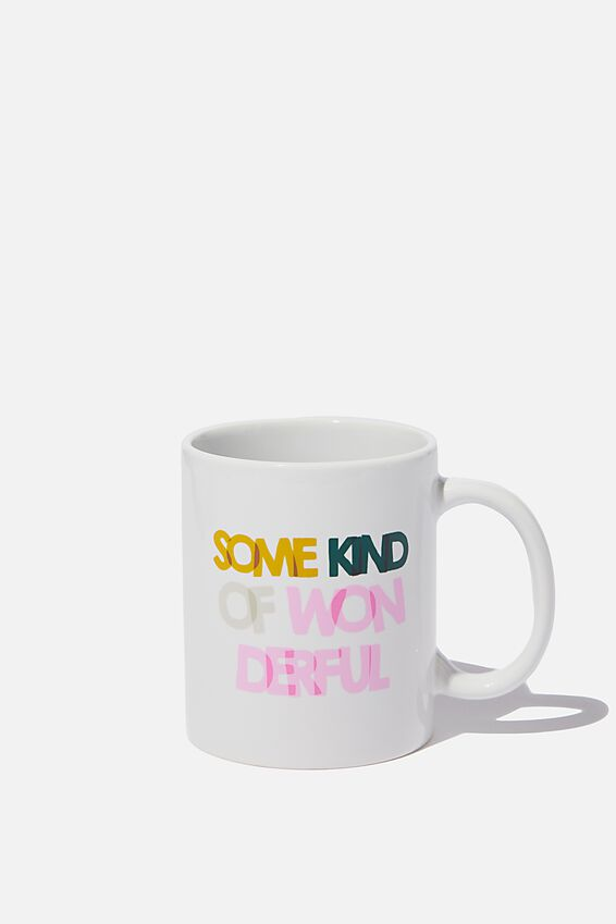 Anytime Mug, KIND OF WONDERFUL