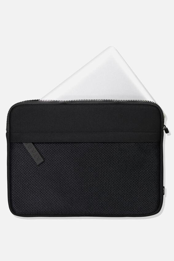 Metro Laptop Case 15 Inch, BLACK