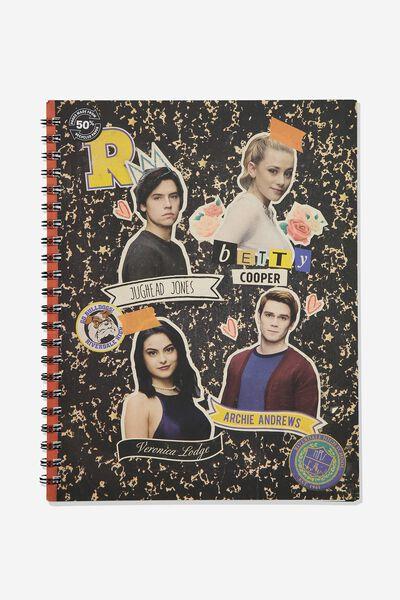 A4 Campus Notebook - Rec, LCN WB RIVERDALE