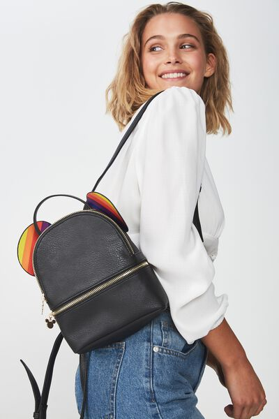Mini Fashion Backpack, LCN DIS MICKEY PRIDE