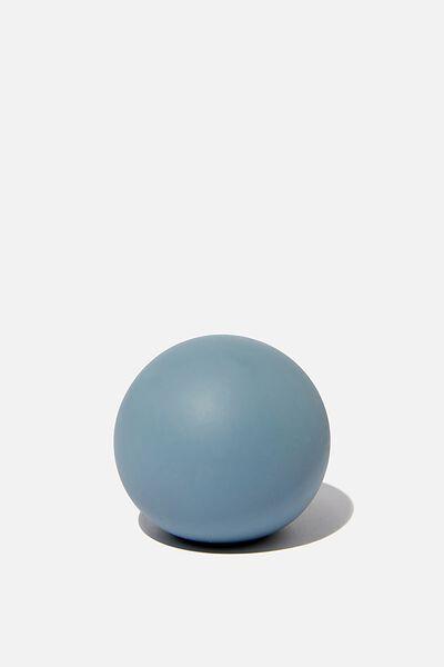 Dough Stress Ball, STEEL