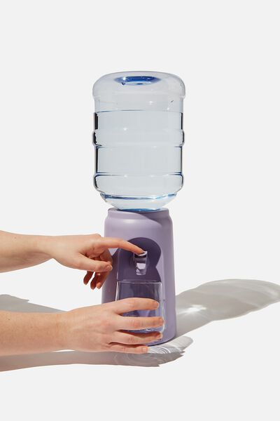 Desktop Water Dispenser, LILAC