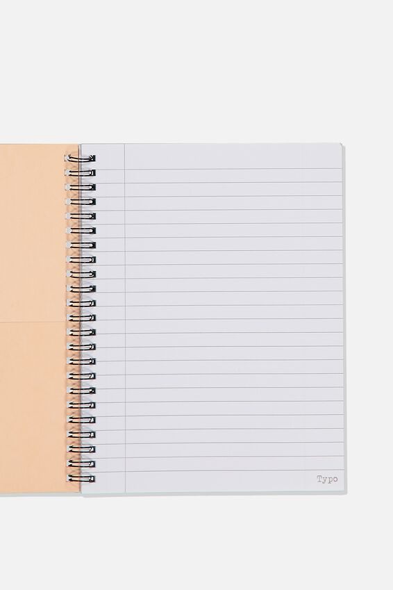 Small Spinout Notebook - V, SLOTH LIFE