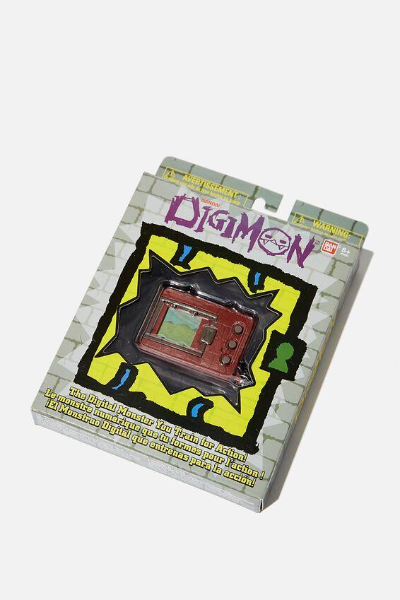 Digimon, BROWN