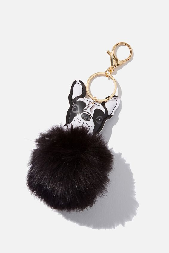 Bag Charm, FRENCHIE