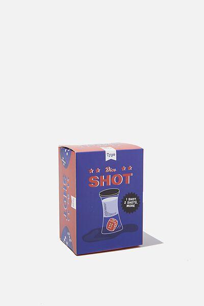 Mini Desktop Activities, DICE SHOT GAME