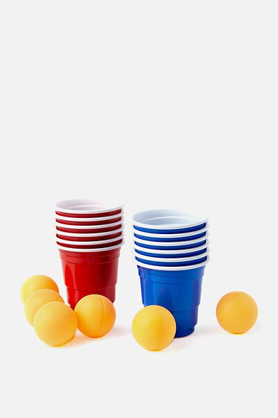 Mini Desktop Games, BEER PONG