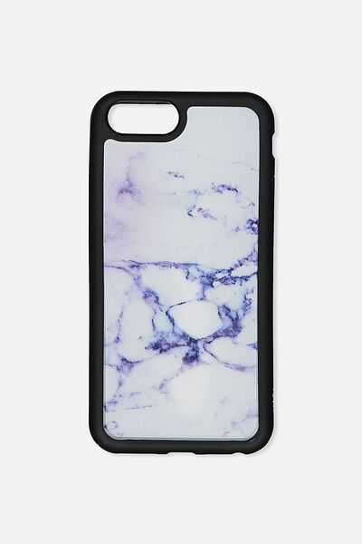The Superior Phone Cover 6,7,8 Plus, LUSH MARBLE