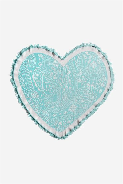 Throw Me Around, LACE HEART