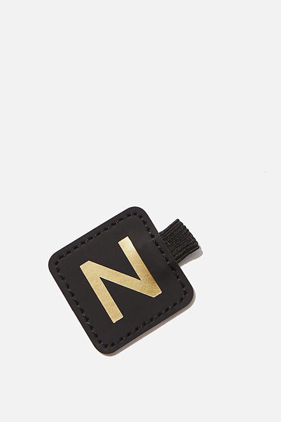 Pen Loop Sticker, BLACK N