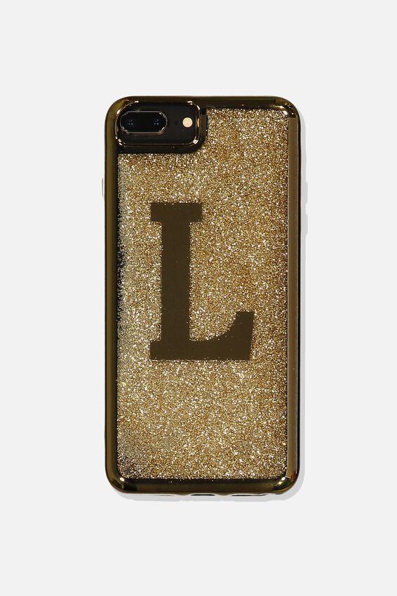 Shake It Phone Case 6,7,8,Se Plus, GOLD L