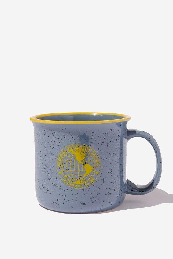 Large Ceramel Mug, LCN NG NAT GEO