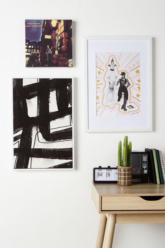 30 X 30 Canvas Art, LCN PER BOWIE