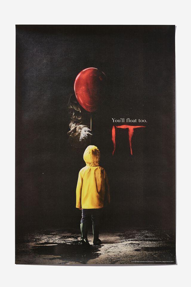IT Hang Out Poster, LCN WB IT