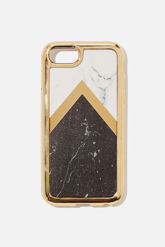 Superior Phone Case Universal 6,7,8, MARBLE SPLICE