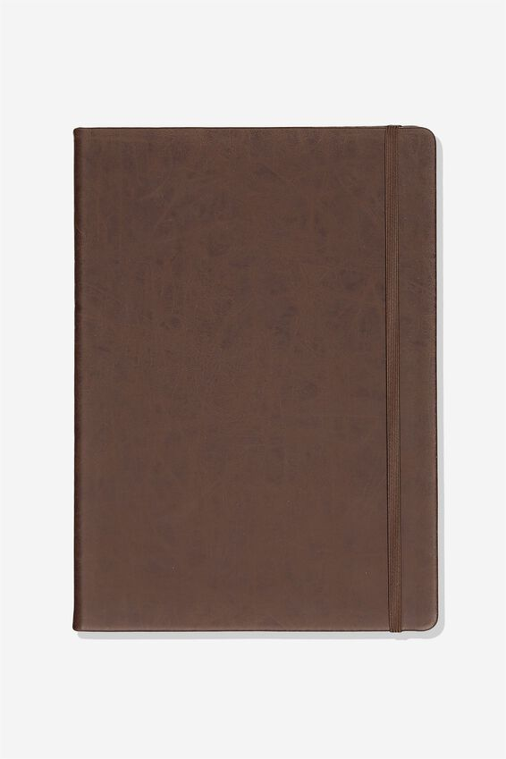 A4 Blank Buffalo Journal, RICH TAN