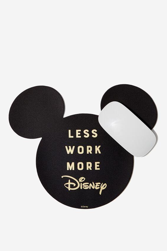 Shaped Neoprene Mouse Pad, LCN DIS MORE DISNEY